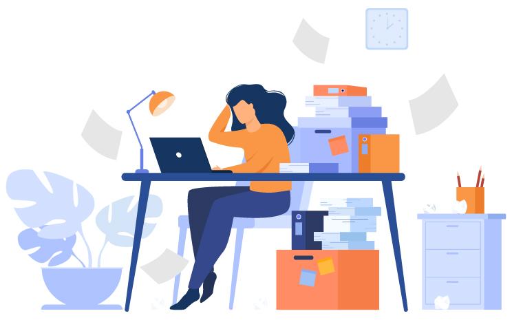 The era of paper documents is over! Vive la IT (r)evolution!
