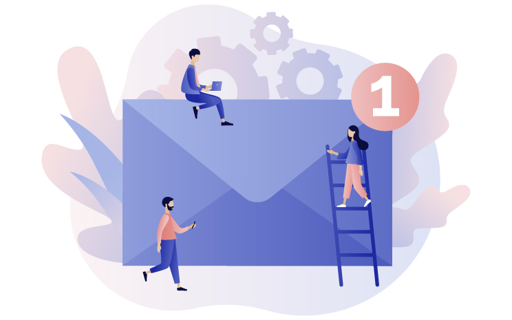 AMODIT Functionality: advanced email support – threading